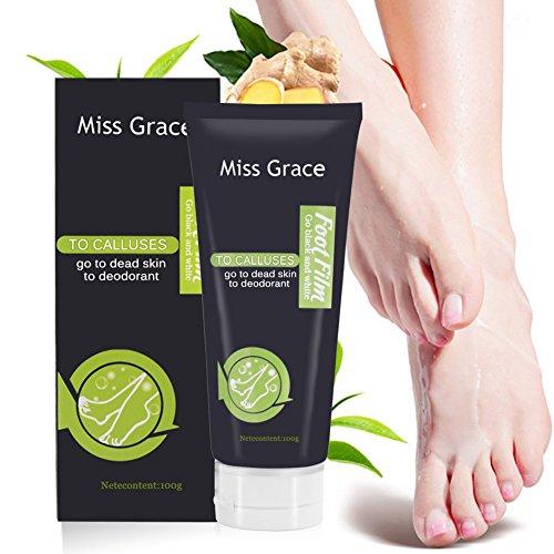 Aiooy Anti Hornhaut Intensiv-Creme Feuchtigkeits Deodorant Fußpflege Creme 100g