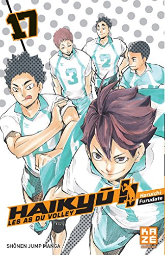 Haikyu !! - Les As du volley T17 par Furudate Haruichi