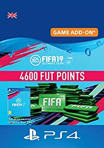 FIFA 19 Ultimate Team - 4600 FIFA Points | PS4 Download Code - UK Account