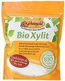 Birkengold Bio Xylit Puderzucker/sehr fein, 1er Pack (1 x 350 g)