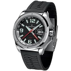 Candino Planet Solar Men's watch Swiss Made