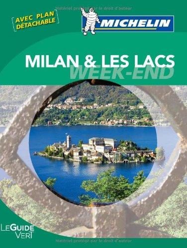 Milan et les lacs par Michelin