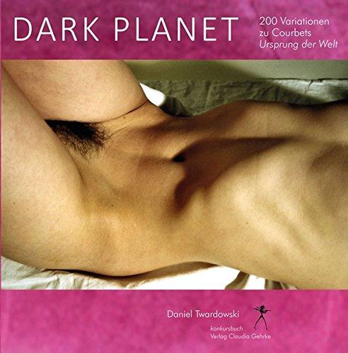 Schwarzen Rand Beine (Dark Planet. Variationen zu Courbets Ursprung der Welt)