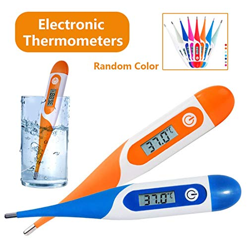 Temperature - Soft Head Lcd Thermometer Deep Waterproof Adult Children Baby Electronic Mouth Underarm Body - Temperature Instruments Temperature Instruments Children Thermometer Thermo Sensor D -