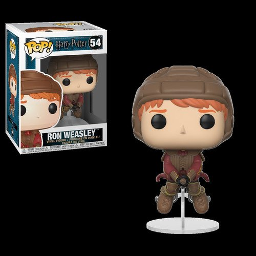 Funko POP! Harry Potter: Ron on Broom (26721)