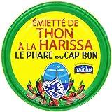 Nautilus Emietté de Thon à La Harissa 160 g