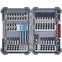 Bosch Professional Set di Punte da 35 Pezzi, Sistema Pick and Click, Accessori per Avvitatore a Massa Battente, con Bit e Supporto Universale