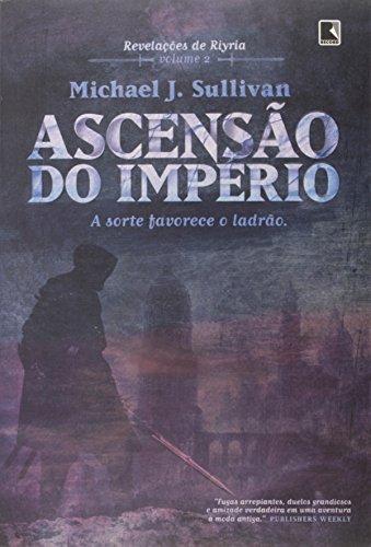 Ascensão Do Império. As Revelações De Riyria - Volume 2 (Em Portuguese do Brasil)