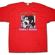 Frank Zappa Chungas Revenge T shirt