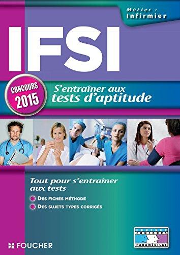 IFSI S'entraîner aux tests d'aptitude - Concours 2015 - Nº28