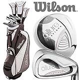 Best Ladies' Golf  Sets - Wilson 2018 Prostaff Allure Ladies Complete Golf Set Review