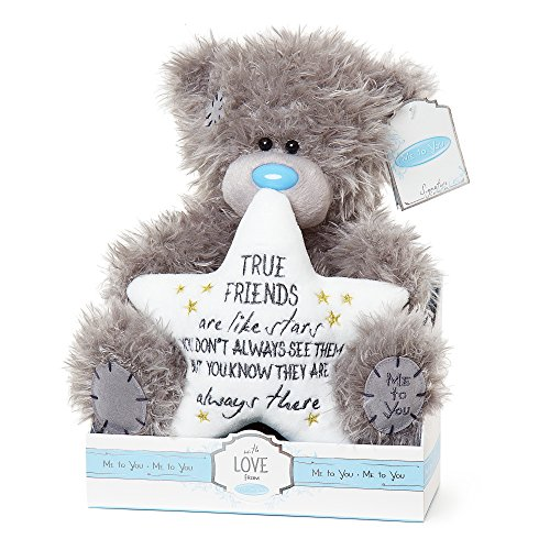 Me To You True Friends are Like Stars Tatty Teddy Bear
