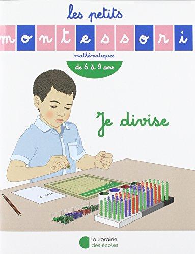 Je divise : De 6 à 9 ans