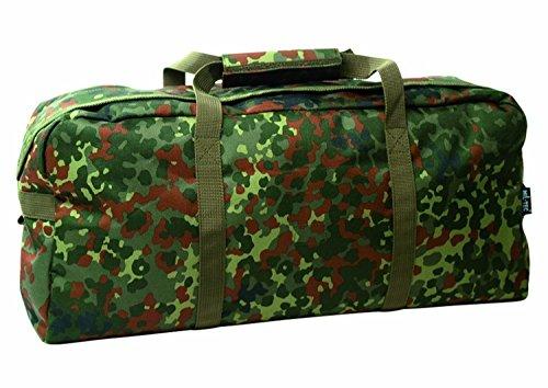G8DS® BW EINSATZTASCHE GROSS Flecktarn Bundeswehr Tool Bag Tragetasche Tasche 13803121