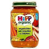Hipp Bio-Gemüse Mit Nudeln Und Huhn 7Mth + (190G)