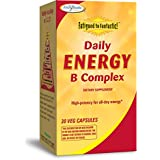 Enzymatic Therapy - Daily Energy B Complex 30 Capsules Végétales