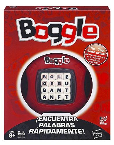 Juegos en Familia Hasbro - Juego educativo Boggle (A0421105)