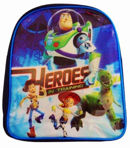 Disney Toy Story-Heroes in Training Buzz Lightyear, Woody, Jess und Dino Rucksack-Rucksack