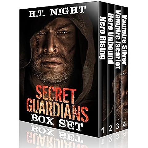 The 4-Book Secret Guardians Boxed Set (English Edition)