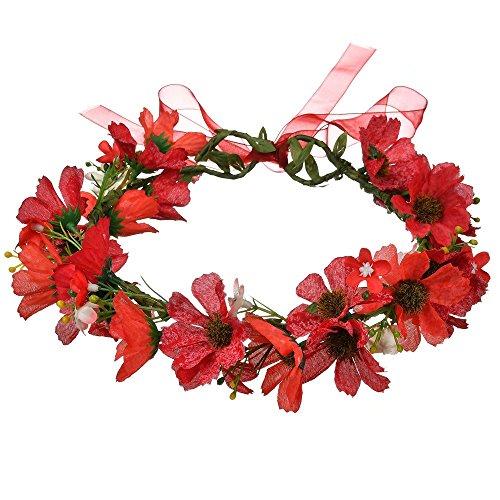 AdorabFitting Girlande garland girlande guder kranz gudelj grunwald Koreanische Version von roten Blumen Toast rot Studio Shooting
