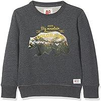 Unbekannt Jungen Sweatshirt C-Neck Sweater Colorado