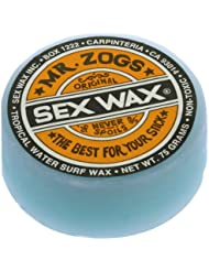 Cire de surf Sex Wax Cool assortis