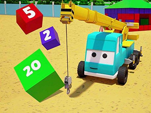 Trucks' Tales - Cartoons for Kids