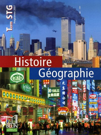 Histoire Géographie Tle STG