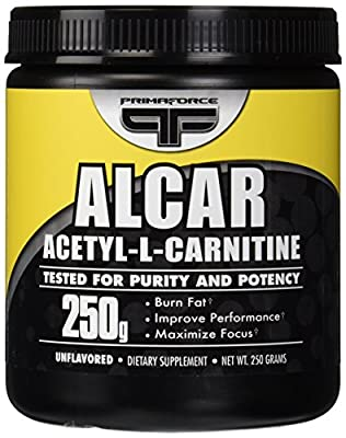 Primaforce Acetyl L Carnitine Powder Standard – 250 g
