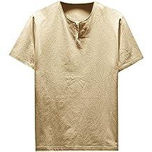 29b61e2b0392c Amazon.es  Camisa Blanca Manga Corta