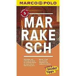 MARCO POLO Reiseführer Marrakesch: Reisen mit Insider-Tipps. Inklusive kostenloser Touren-App & Update-Service Autovermietung Marokko
