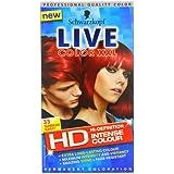 Schwarzkopf Live Color Scandalous Scarlet 033