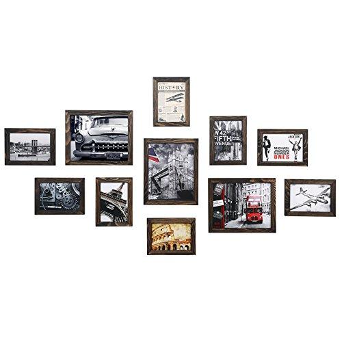 Massivholz photo wall Frame Wand Wohnzimmer Ideen Fotos North American retro Kombination.DassSmoking-schwarz+Retro kunst film - Film-kunst-galerie