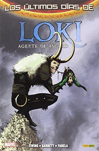 Loki. Agente De Asgard 3. Los Últimos Días De Loki