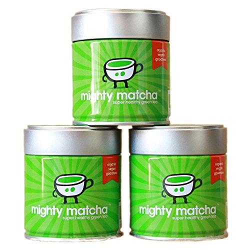Matcha Tee – Gruener Tee Pulver 100% Organic – Preisgekrönte Premiumqualität, Vegan – Extra feines Pulver, Ceremonial Grade