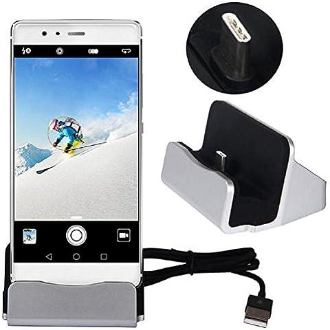 cradle caricabatteria per Huawei P9,  FEITONG sincronizzazione dei dati del dispositivo docking station dock Tipo C