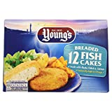 Young's Fish Cakes x12, 600g (Frozen)