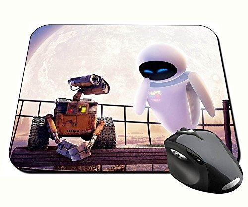 Image of Wall E Wall-E & Eve to Mat Mousepad PC