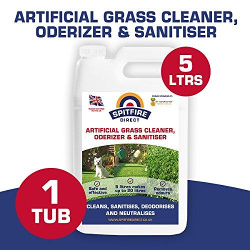 Gras-reiniger (Künstliche Gras Reiniger 1x 5)
