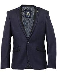 Mens Blazer Marc Darcy Velvet Coat Formal Jacket Dinner Smart Lined Tuxedo Style