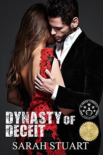 Book cover image for Dynasty of Deceit: Margaret Tudor's Legacy of Forbidden Love (Royal Command Family Saga Book 3)