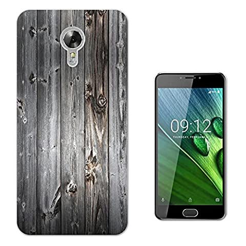 003189 - Decorative wood pattern Design Acer Liquid Z6 Plus 5.5