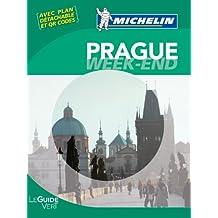 Le Guide Vert Week-end Prague Michelin