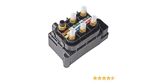 Luftfederung Magnetventil 2123200358 2123200158 Auto