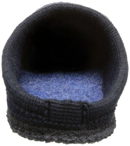 Kitz-Pichler Elmau Unisex-Erwachsene Pantoffeln Blau (nachtblau 1229)
