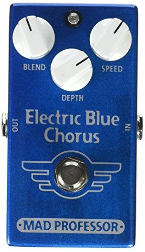 MAD Professor Electric Blue Chorus guitarras de efectos de Chorus–Flanger–Phaser...