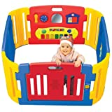 Little Playzone Playpen with Electric Lights and Sound