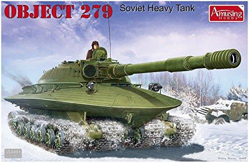 Object 279 Soviet heavy Tank / 1:35 Amusing Hobby 35A001