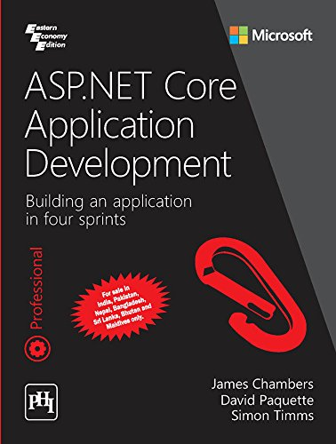 ASP.NET Core Application Development - Building An Application in Four Sprints