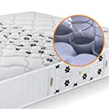 Springfit Ortho Life Ortho Life Ortho Top 6-inch Single Size spring Mattress (72x36x6)